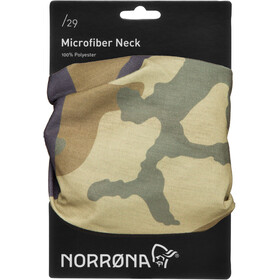 Norrøna /29 Microfiber Neck Green Camo